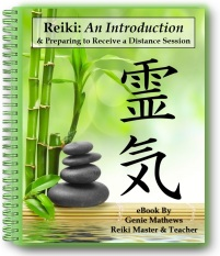 eBook Reiki Introduction PDF Cover