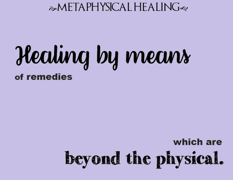 metaphysical-healing