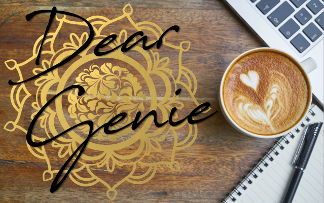 Dear Genie Header