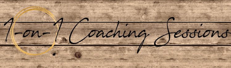1 on 1 coaching sessions title