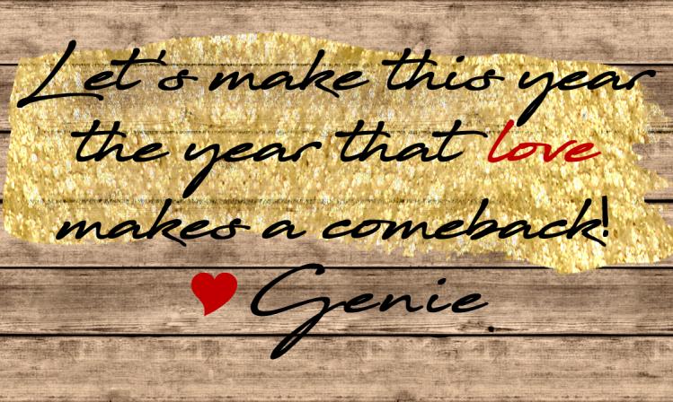 genie quote