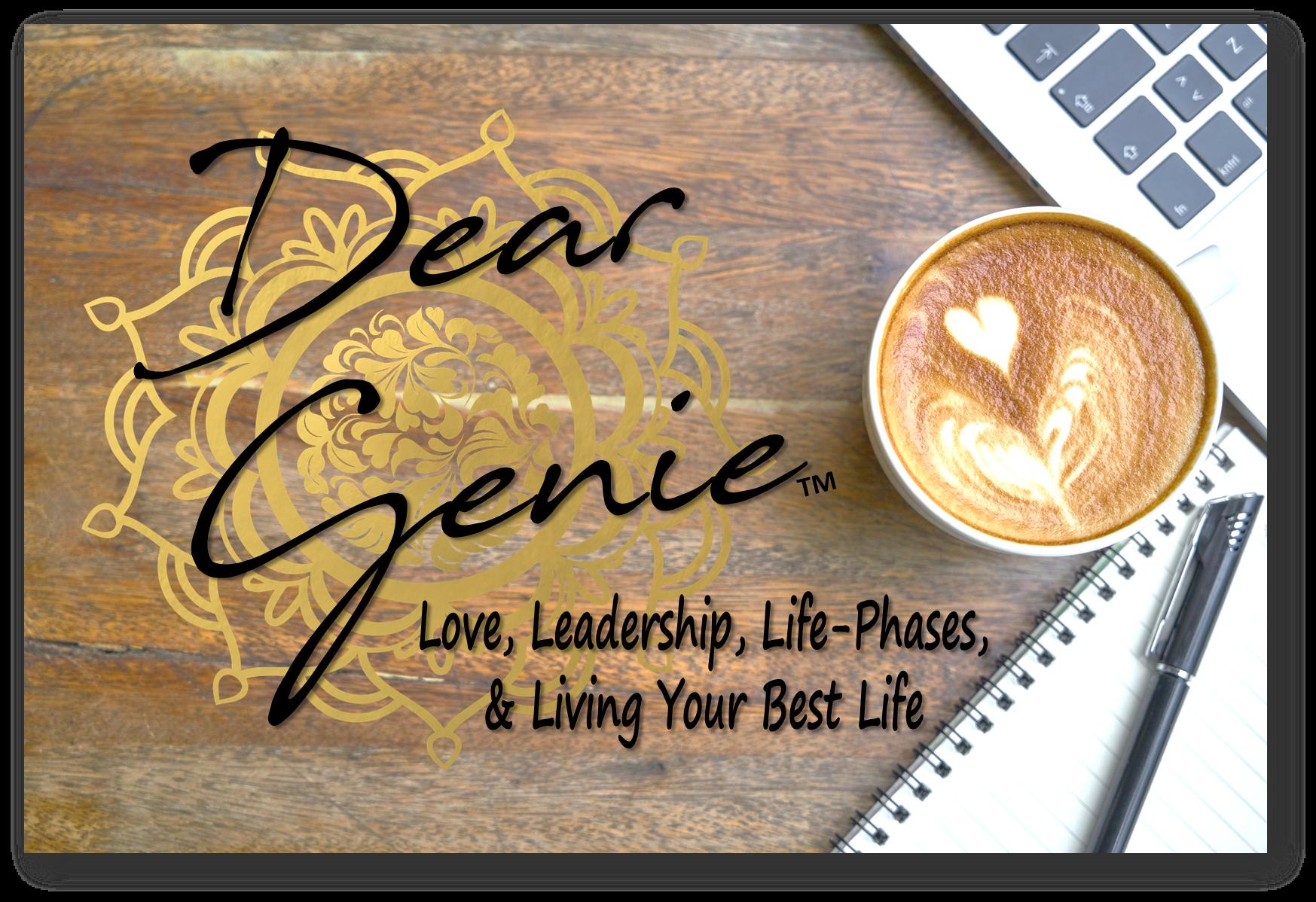 home page box dear genie