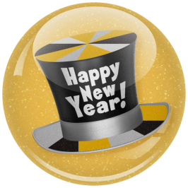 Celebrate (New Year's) Flairs 19-01