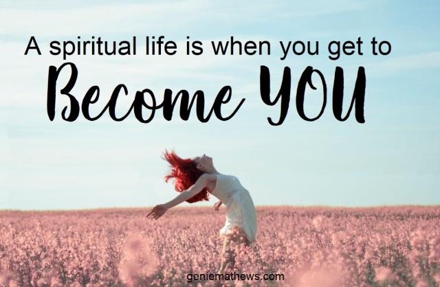 you become you